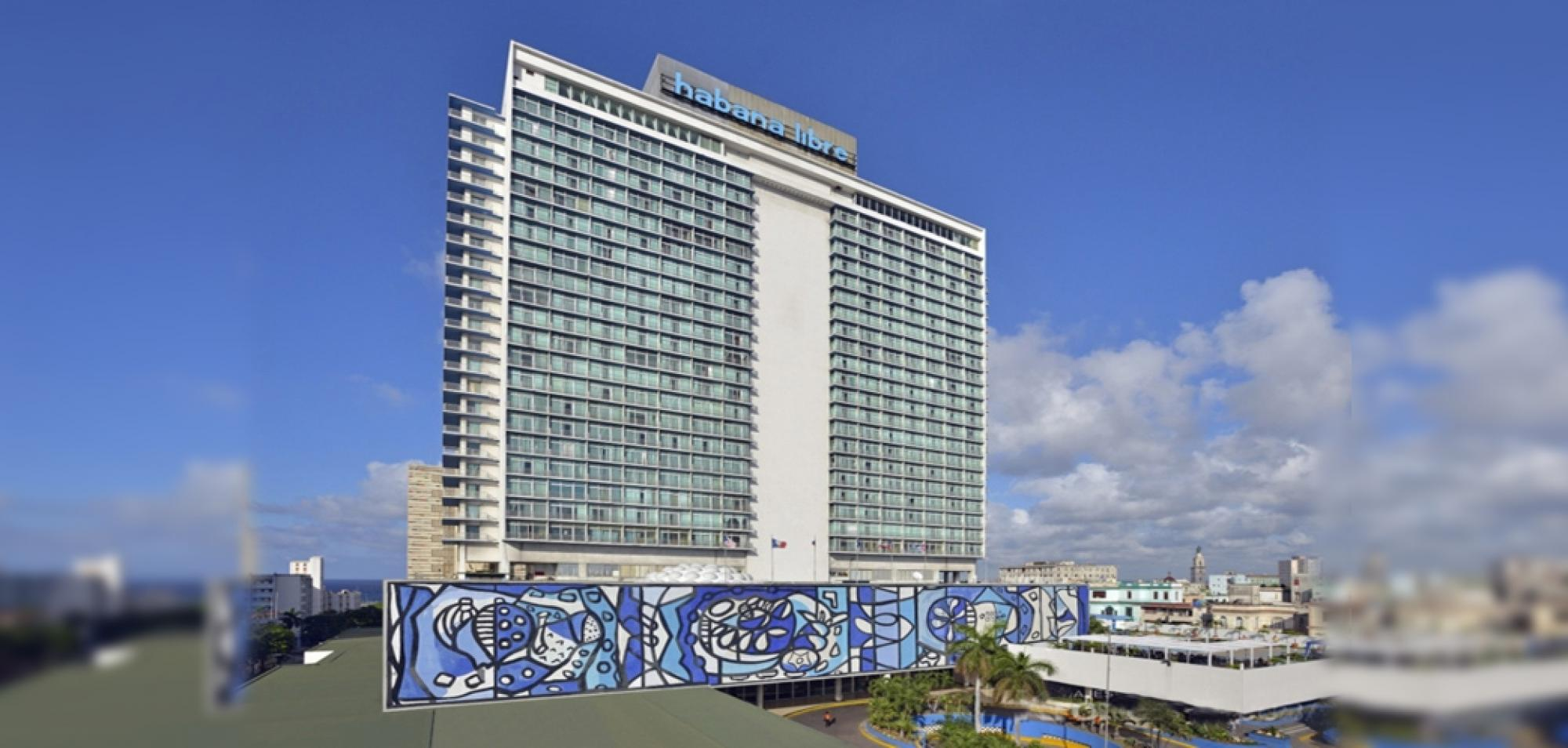 Habana Libre Hotel, Venue of the Pan-American Cocktail Tournament