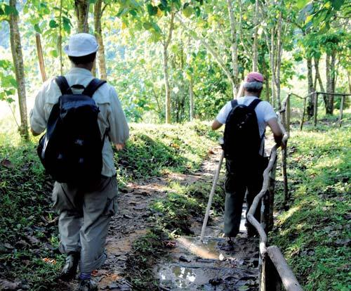 Sierra Maestra Ideal Spot for Hikers