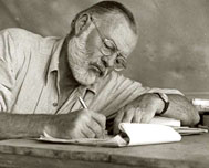 Hemingway's Dreams in Cuba A bust and heartfelt emotions in Havana. Part I