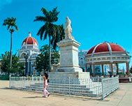 Cienfuegos the city I like the most