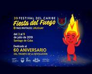 Fire Festival On Fifth Day in Santiago de Cuba