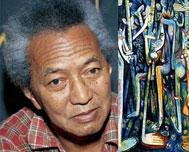Tribute to Wifredo Lam on the 115th anniversary of his birth