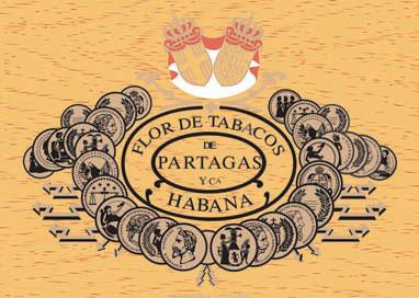 Partagás House Anniversary