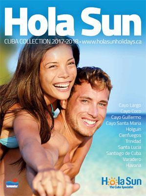 Hola Sun Holidays and Caribe Sol, The Cuba Specialists in Canada