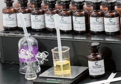 Clara Camalleri, perfumes for every taste
