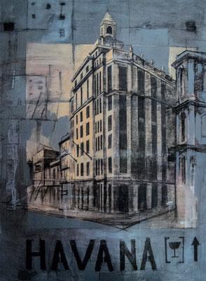 La Habana: ecléctica y diversa en la mirada de un pintor