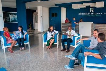 Student Residence Ramón Paz Borroto