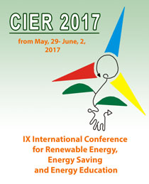 IX International Conference for Renewable Energy, Energy Saving and Energy Education