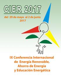 IX Conferencia Internacional de Energía Renovable, Ahorro de Energía y Educación Energética