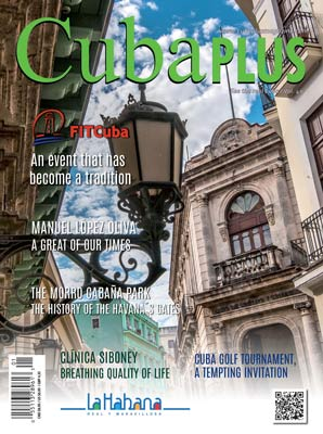 CubaPLUS Magazine Vol.49
